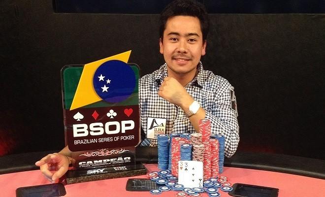 Renato Nomura - PartyPoker Team Online